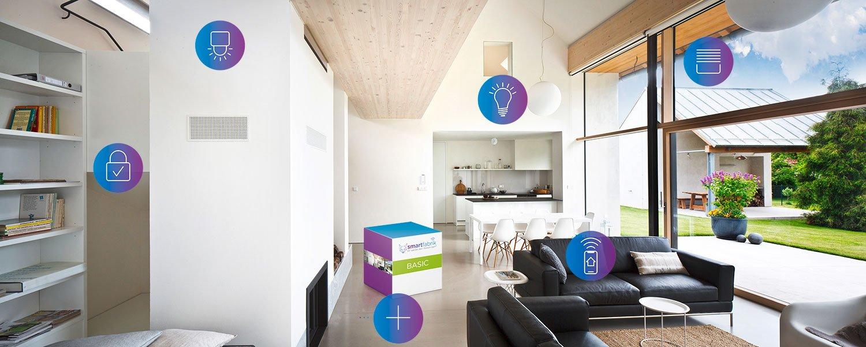 Smarthome für Bauträger