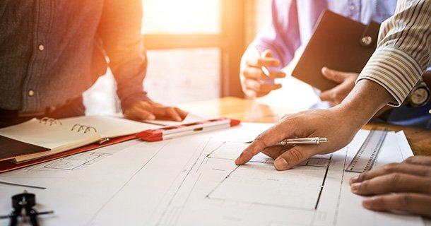 Planungserstellung für private Bauherren
