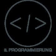 Programmierung von smartfabrik