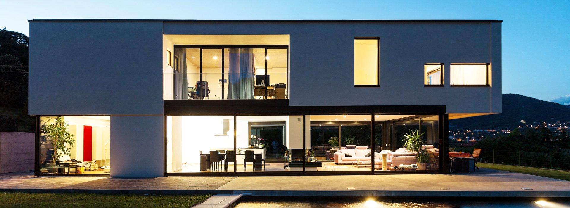 SmartHome-Haus von smartfabrik
