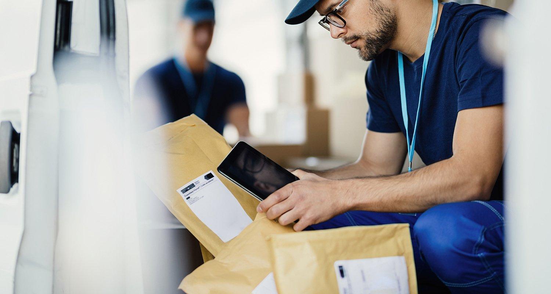 SmartOffice mit smarter Postlieferung