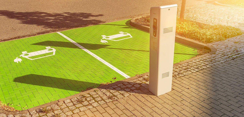 Smarte Quartiere von smartfabrik mit Nachbarschafts-App für z.B. Ladestationsreservierung